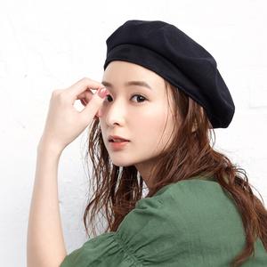大人女子のおしゃれなベレー帽のかぶり方。髪型別のコツやワンポイントアドバイスも
