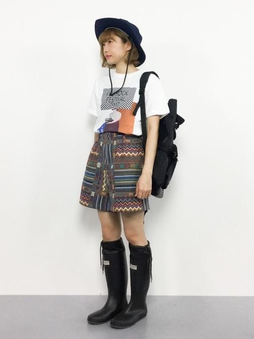フェスの服装