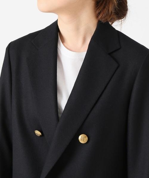 フラノのジャケット