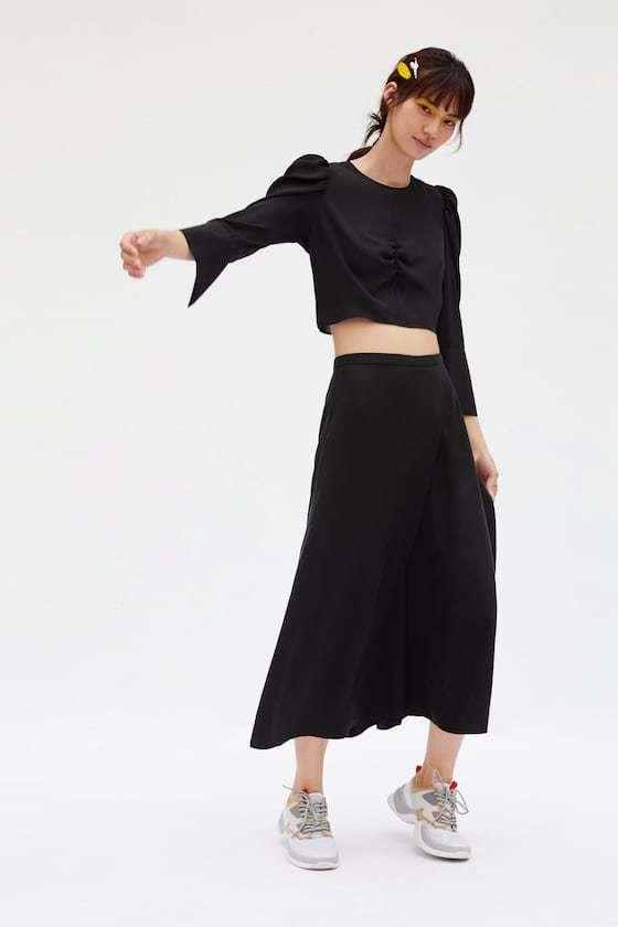 ZARAのモードファッション