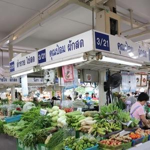 タイの朝一に出かけよう!「オートーコー市場」【バンコク旅行】