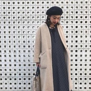 【2017秋冬】今すぐ真似したい♡ベレー帽とコーデのかわいいバランス
