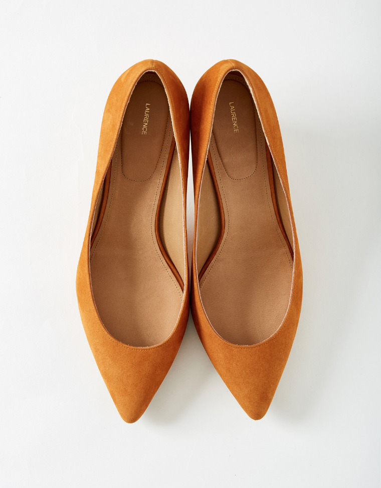 THE POINTED PUMPS 65
