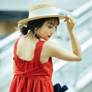 簡単におしゃれに盛れる♡キレイ色の「主役ワンピ」集合!