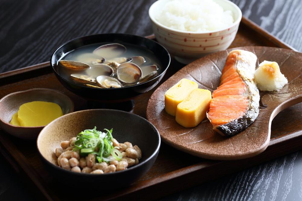 和食のお膳