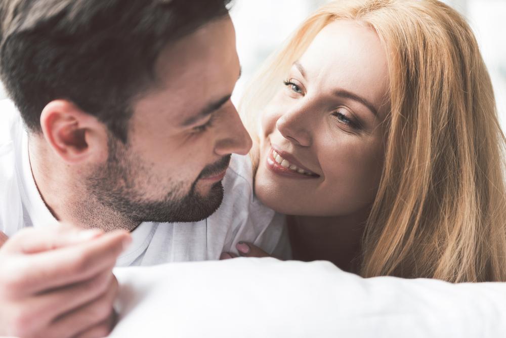 仲の良い理想の夫婦