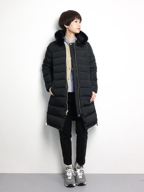 軽井沢冬コーデ2