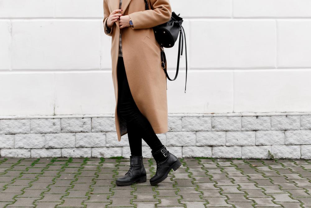 服の種類、コート