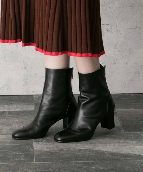 URBAN RESEARCH ROSSO WOMEN ombre ミドルブーツ