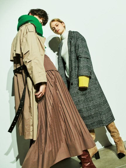 Mila Owenの秋ファッション