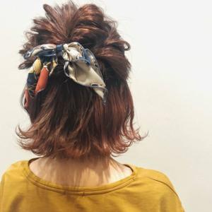 くるりんぱで作る!大人女子の簡単こなれヘアアレンジ集
