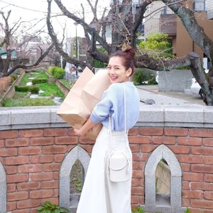 """季節感あるおしゃれをGET!""""白スカート""""でつくる春コーデ"""