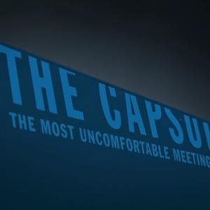 会議時間の短縮化?DIESELがミーティングルーム「ザ・カプセル」を開発