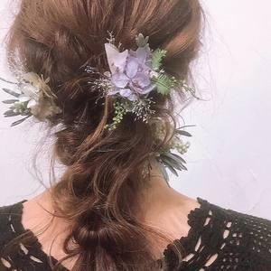 結婚式の髪型は?簡単アレンジから華やぎアレンジまでチェック