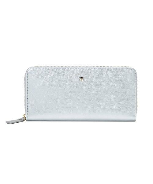 シルバーの財布