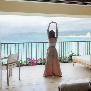 極上のウェルネスリゾートで、リフレッシュ旅。〈沖縄「ザ・テラスクラブ アット ブセナ」〉