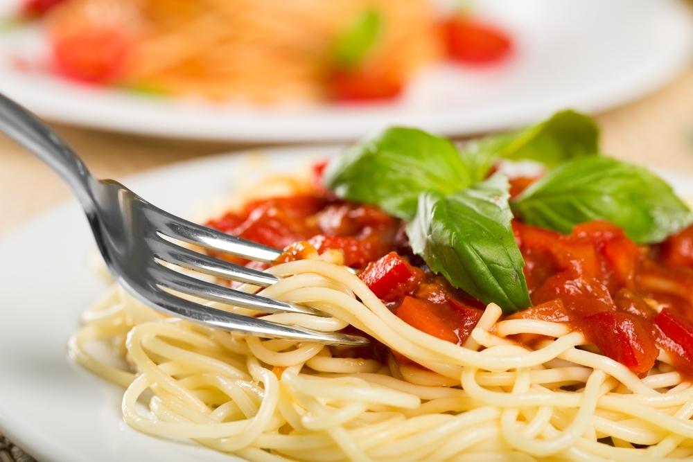 イタリアンのパスタの食べ方のマナー