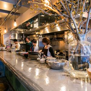 """晴れた日に訪れたい♡東京都内の""""花のある""""レストランで、おしゃれにランチ"""