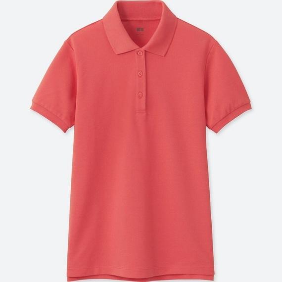 ストレッチカノコポロシャツ(半袖)