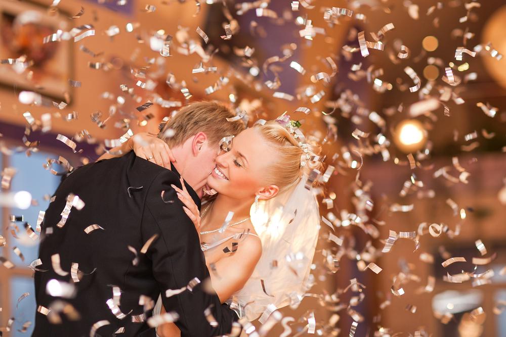 結婚披露宴の演出