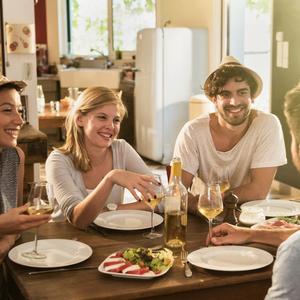 寒い日はお家でホームパーティー♡おしゃれな人のテーブルを覗き見!