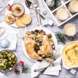 """""""おうちクリスマス""""気分があがる♡真似したい、みんなのテーブルデコレーション"""