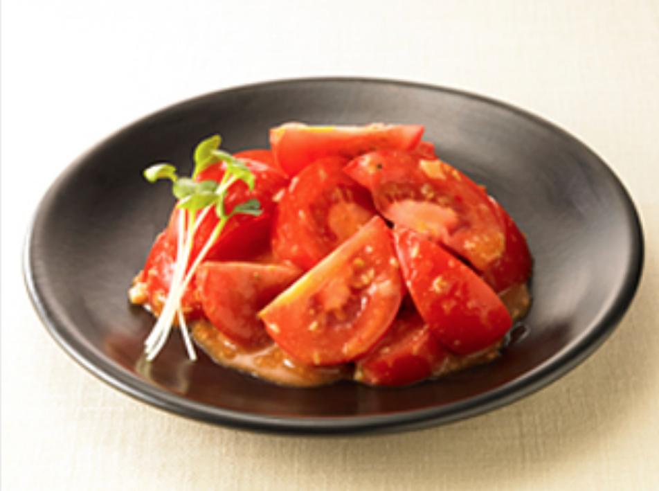 トマトのピリ辛ナムル