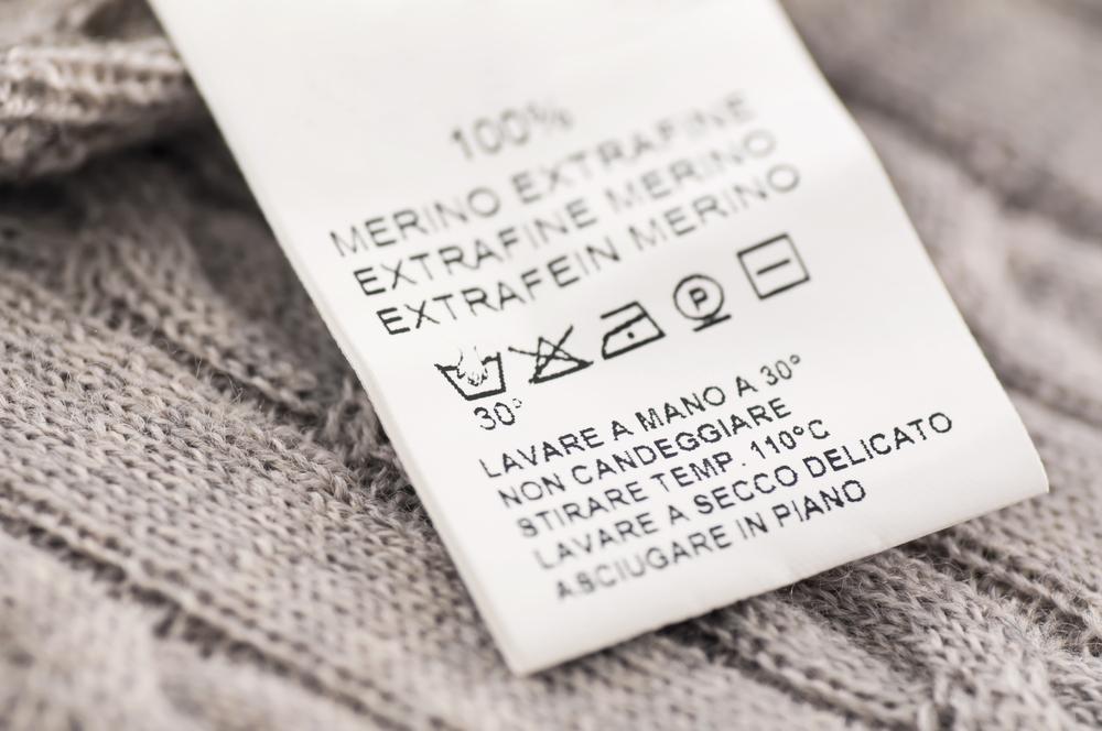 セーターの生地