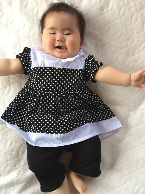 赤ちゃんの法事の服