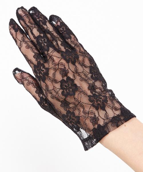 ブラックフォーマル用の手袋
