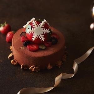 まだ今からでも間に合う?人気店のクリスマス限定チョコレートケーキ