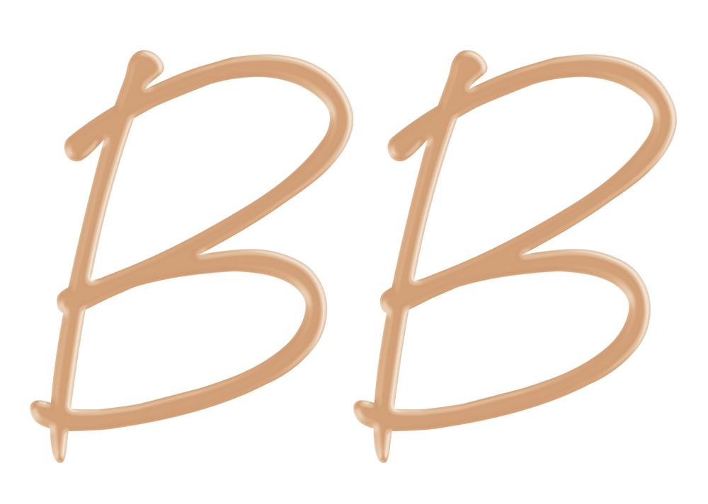 BBの文字